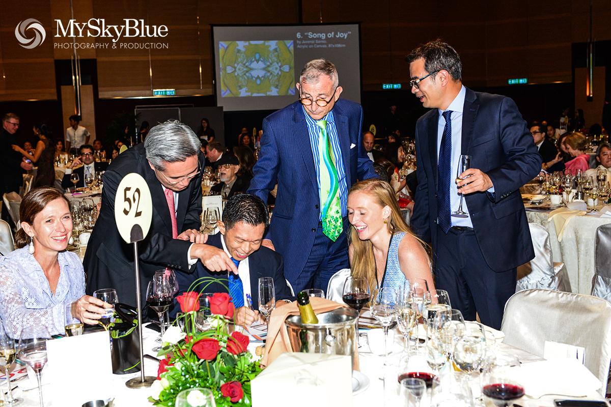 International Care Ministries (ICM) HK Banquet 國際關懷協會晚宴 2014