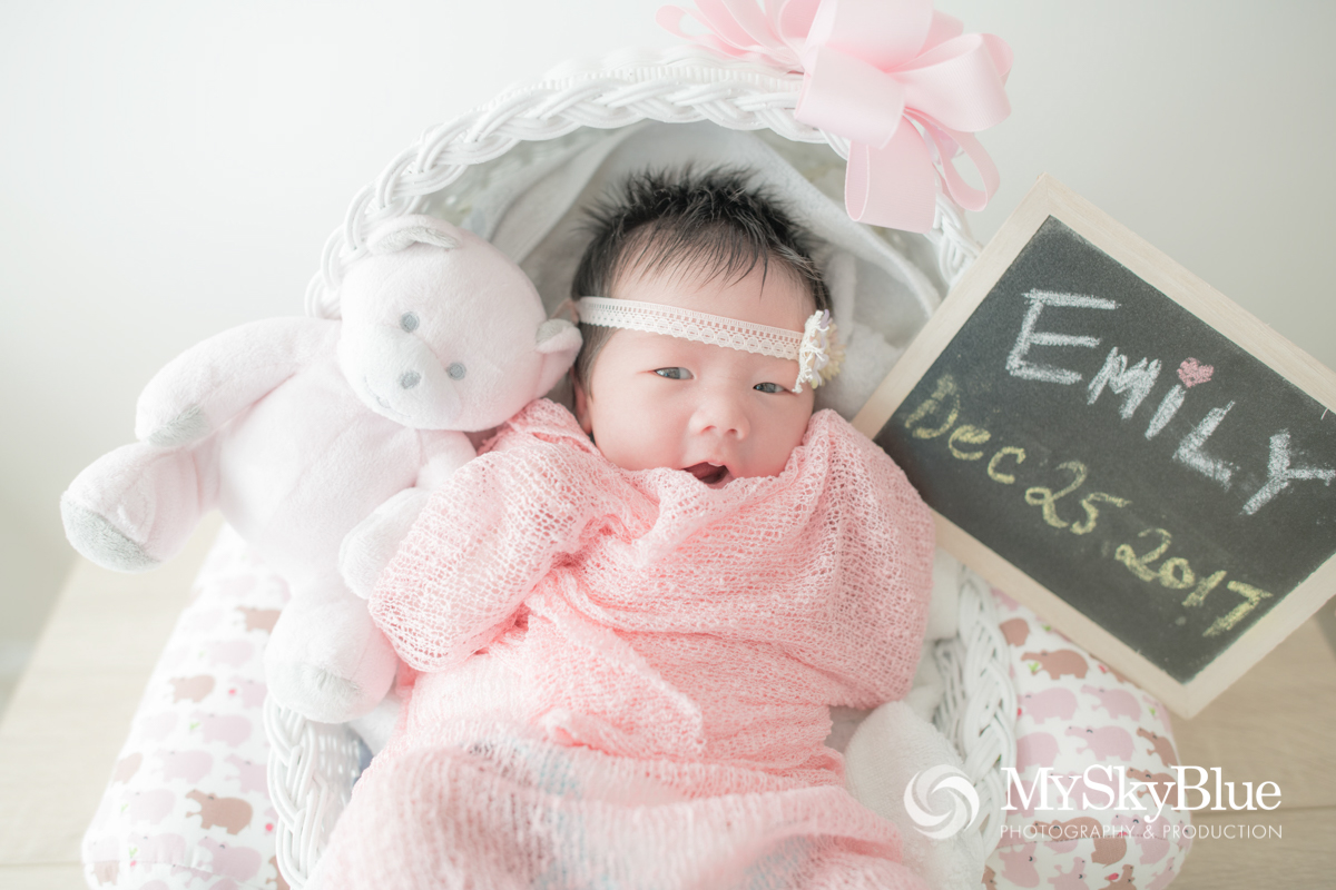 Baby Photography HK